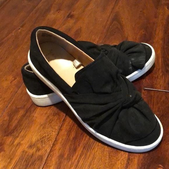 Shoes | Target Black Slip On | Poshmark